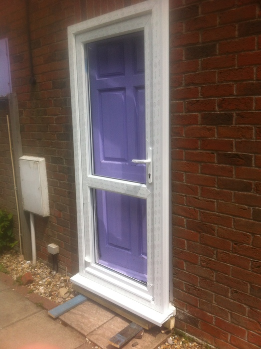 Double Glazing Leeds - UPVC Door 2