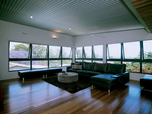 Double Glazing Leeds - Aluminium Window 1