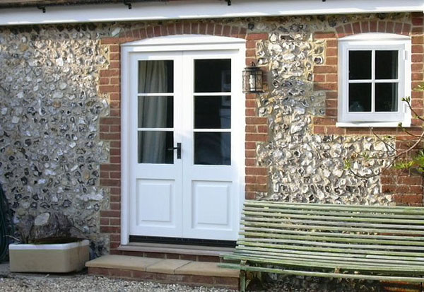 Double Glazing Leeds - UPVC French Door 2