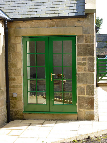 Double Glazing Leeds - UPVC French Door 3