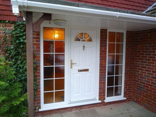 Double Glazing Leeds - Front Door 1