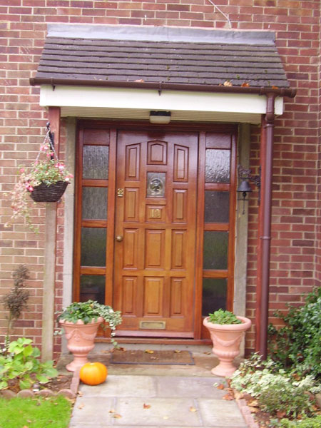 Double Glazing Leeds - Front Door 2